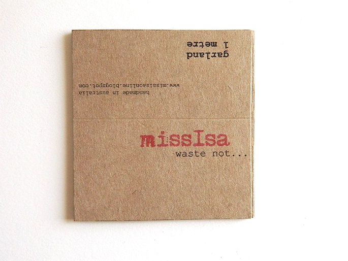 missisa packaging - the process - trimmed