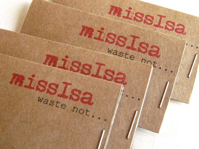 missisa packaging - the process - finished