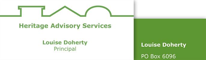 Brand Identity | Heritage Advisory Services