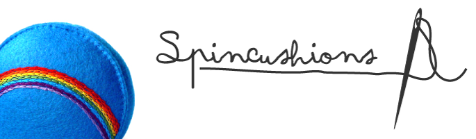 Spincushions Branding and Blog