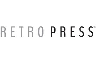 Branding + Signage . Retropress